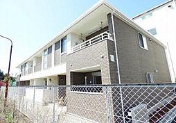 兵庫県神戸市西区伊川谷町潤和の賃貸アパートの画像