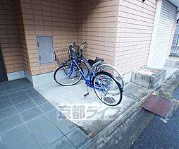 京都府京都市左京区高野西開町の賃貸アパートの外観