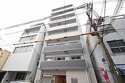 大阪府大阪市西区千代崎1丁目の賃貸マンションの外観
