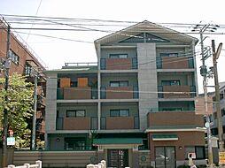 ウイング東山[3階]の外観
