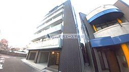 大阪府大阪市生野区舎利寺1丁目の賃貸マンションの外観