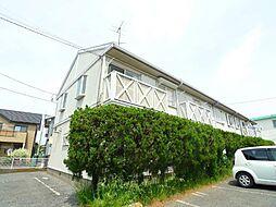 クレスト篠籠田[2階]の外観