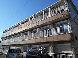 神奈川県相模原市中央区上溝の賃貸マンションの外観