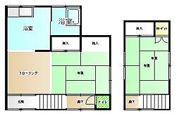 [一戸建] 神奈川県横須賀市汐入町3丁目 の賃貸【/】の間取り