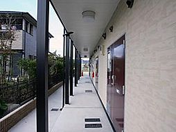 兵庫県姫路市白浜町宇佐崎北3丁目の賃貸アパートの外観