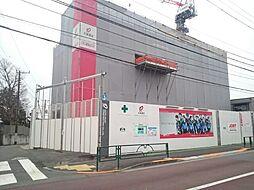 東京都板橋区赤塚6丁目の賃貸マンションの外観