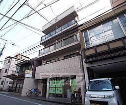 京都府京都市中京区西錦小路町の賃貸マンションの外観