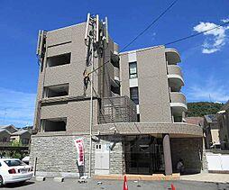 京都府京都市伏見区日野野色町の賃貸マンションの外観