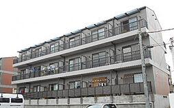 ワンズハウスEAST[2階]の外観