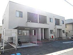 double eight apartment 2階[201号室]の外観