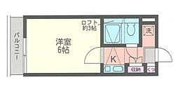 東林間駅 2.6万円
