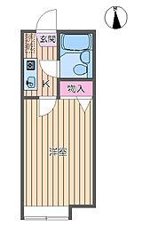 北綾瀬駅 4.3万円