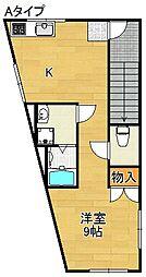 藤林ビル[3階]の間取り