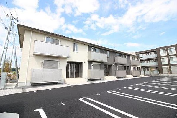 GrandRise Tsukuba F 1階の賃貸【茨城県 / つくば市】