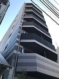 パティーナ麻布十番[5階]の外観