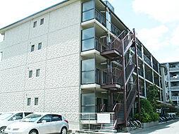 ラフォーレ学園前[4階]の外観
