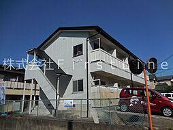 JR奈良線 JR藤森駅 徒歩3分の賃貸アパート