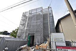愛知県名古屋市熱田区一番2丁目の賃貸アパートの外観