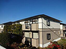 サンビレッジ三田 E棟[201号室]の外観