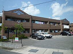 岡山県倉敷市大内の賃貸アパートの外観