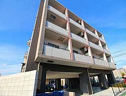兵庫県明石市魚住町住吉3丁目の賃貸マンションの外観
