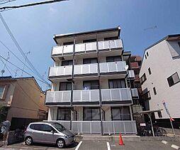 京都府京都市中京区西ノ京永本町の賃貸マンションの外観