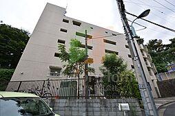 東京都文京区根津1丁目の賃貸マンションの外観