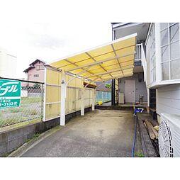 静岡県静岡市清水区西高町の賃貸アパートの外観