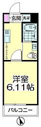 (仮称)青葉区台原共同住宅B棟[103号室]の間取り
