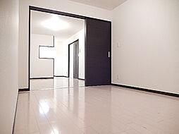 グラレオン鶴田[3階]の外観