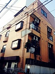 足代マンション[3階]の外観