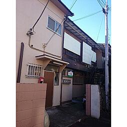 松井荘[208号室]の外観