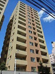 北海道札幌市中央区南六条西12丁目の賃貸マンションの外観