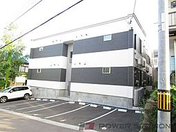 プラスオン小樽[2階]の外観