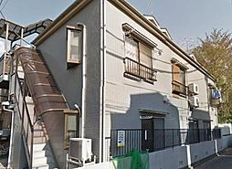 東京都世田谷区大原2丁目の賃貸アパートの外観