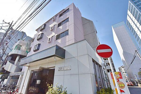 神奈川県厚木市中町3丁目の賃貸マンション