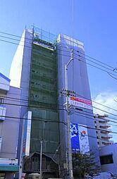 愛媛県松山市高砂町3丁目の賃貸マンションの外観