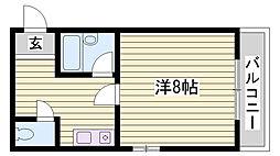 西舞子駅 3.5万円