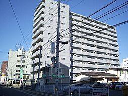サンハロー秋田駅前[801号室]の外観