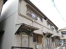市松荘[205号室]の外観