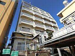 中川ビル[602号室]の外観