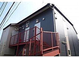 神奈川県横浜市港南区最戸2の賃貸アパートの外観