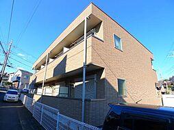 千葉県松戸市六実4丁目の賃貸マンションの外観
