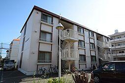 ヴァンベールタツミ[2階]の外観