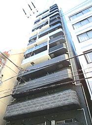 プレサンス上町台クレスト[14階]の外観