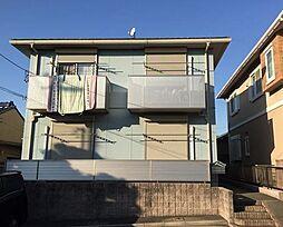 愛知県名古屋市昭和区楽園町の賃貸アパートの外観