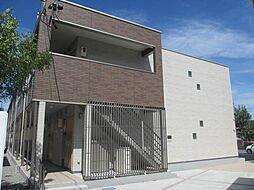 クレイノHIKARI[2階]の外観