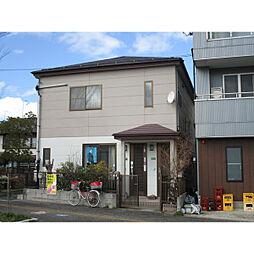 新潟県新潟市中央区並木町の賃貸アパートの外観