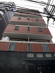 大阪府大阪市中央区材木町の賃貸マンションの外観