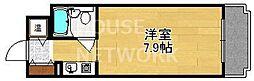 ライオンズマンション京都烏丸[315号室号室]の間取り